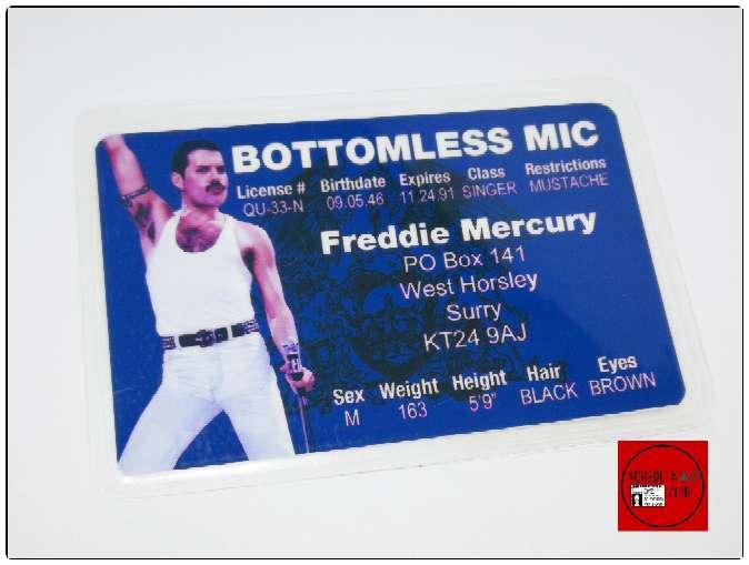 Imagen Acreditación Freddy Mercury