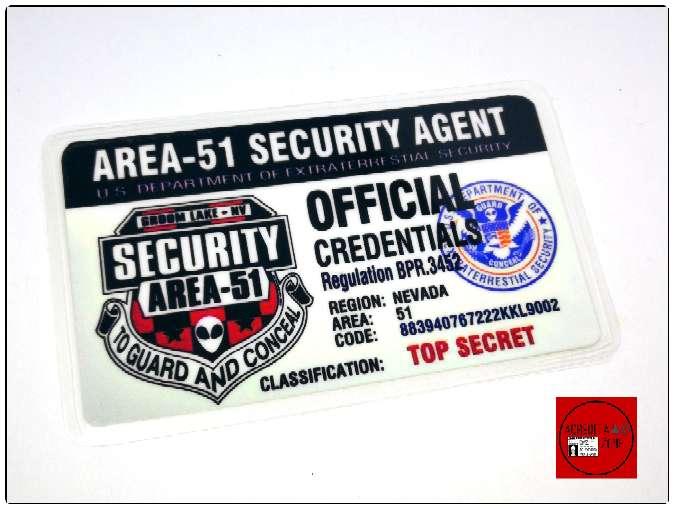 Imagen producto Acreditación Libre Acceso al Área 51 2