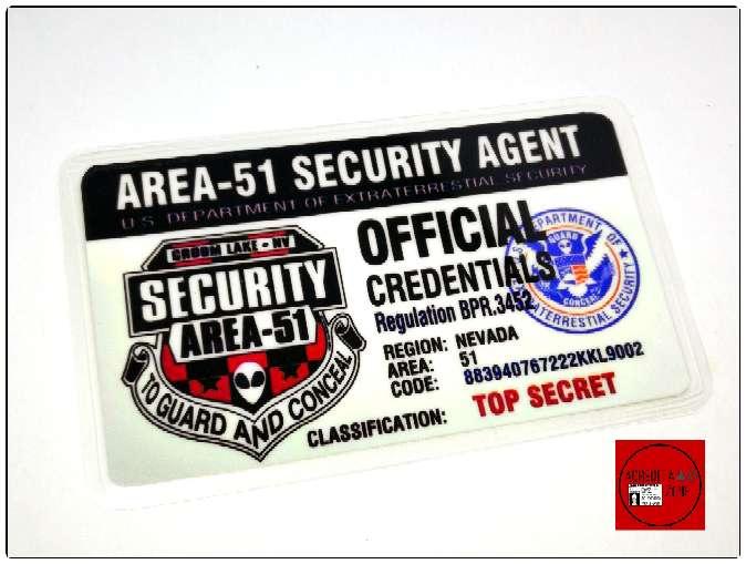 Imagen Acreditación Libre Acceso al Área 51