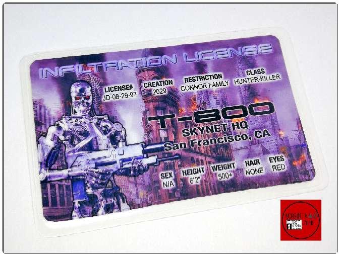 Imagen Acreditaciónes del T-800 Terminator