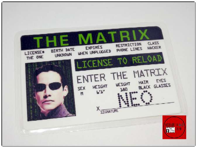 Imagen Acreditación de Neo Matrix.