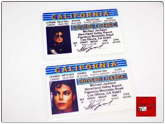 Imagen Acreditación Michael Jackson Ayuwoki