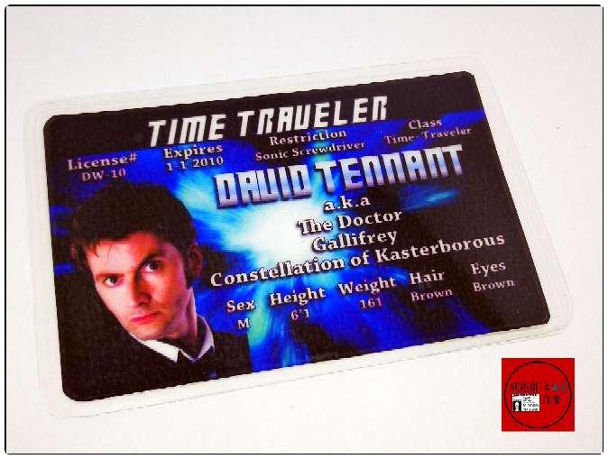 Imagen producto Acreditación Time Travellers 2