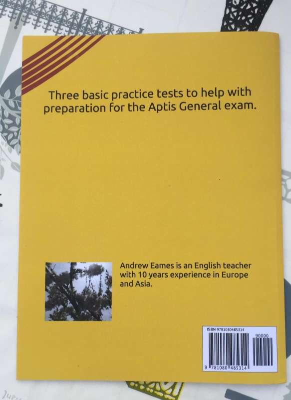 Imagen producto Vendo libro NUEVO (B1, B2 aptis) 2