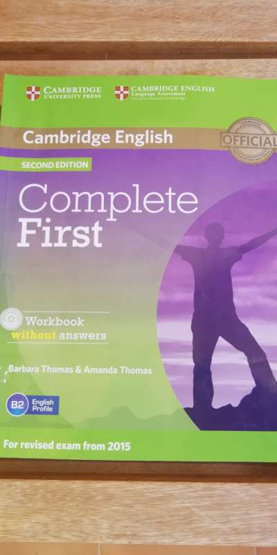 Imagen Workbook without answers
