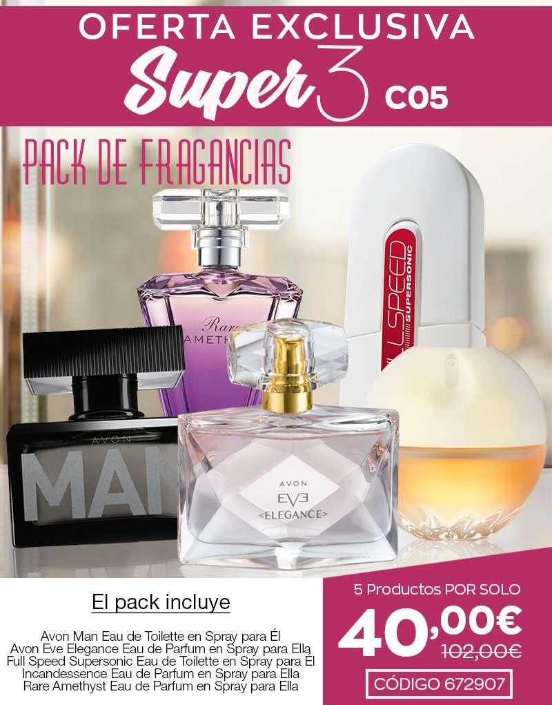 Imagen set de perfumes