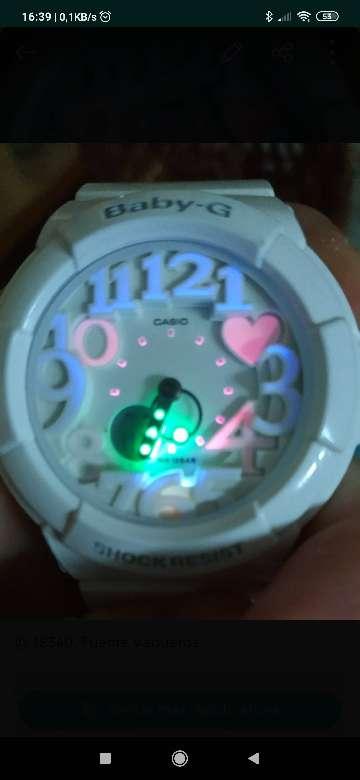 Imagen Reloj Casio Baby G