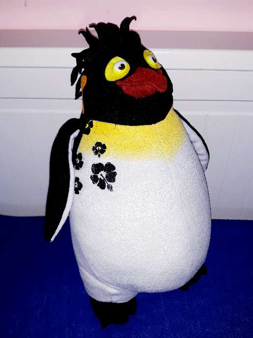 Imagen Peluche Pinguino.