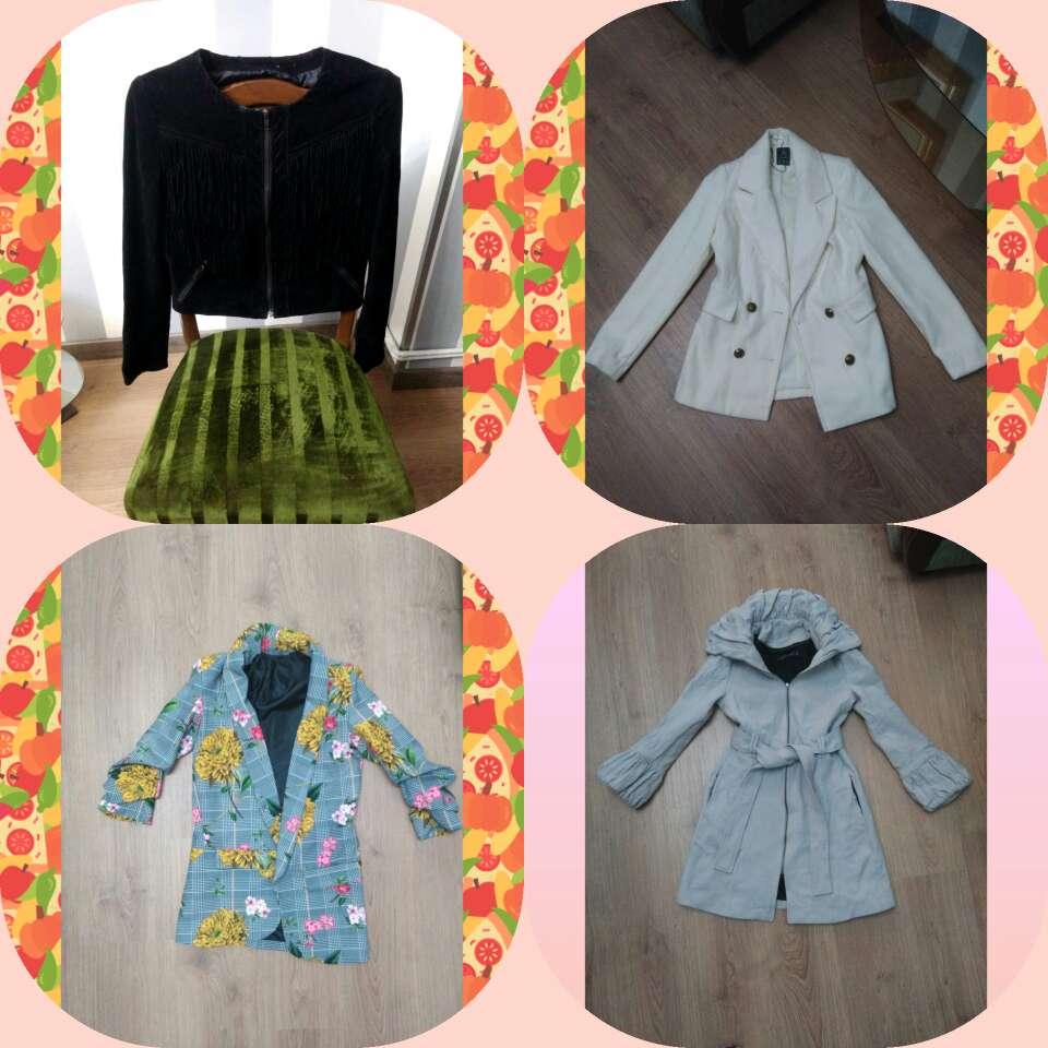 Imagen Abrigos y chaquetas talla S