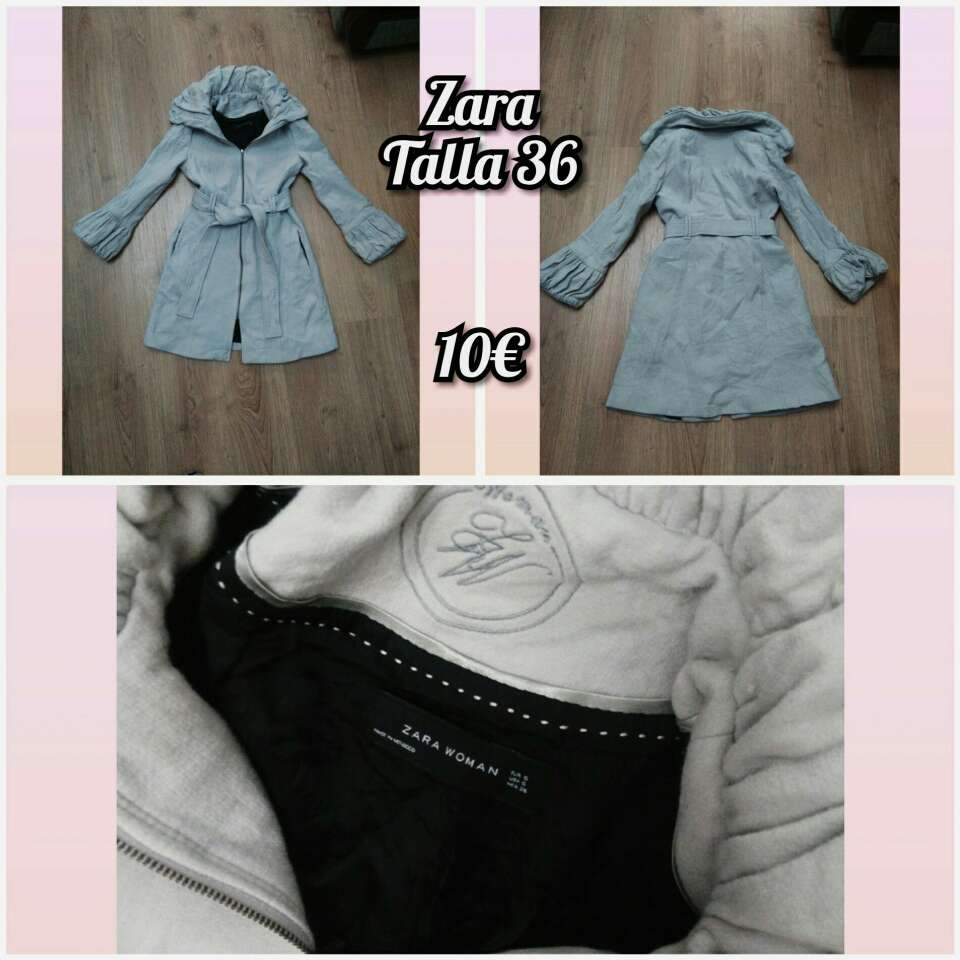 Imagen producto Abrigos y chaquetas talla S 4