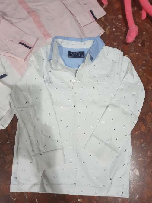 Imagen producto Lote 2 camisas + 1 polo Mayoral 4