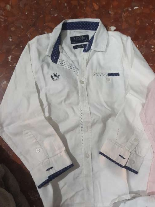 Imagen producto Lote 2 camisas + 1 polo Mayoral 3