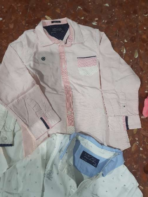 Imagen producto Lote 2 camisas + 1 polo Mayoral 2