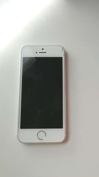 Imagen producto Iphone 5s blanco  1