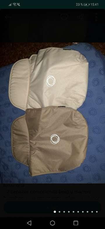 Imagen producto Carro gemelar + cuna 6