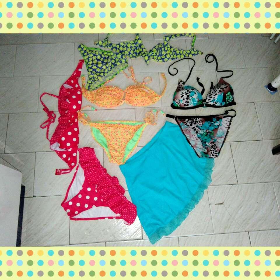 Imagen Bikinis tallas S y M