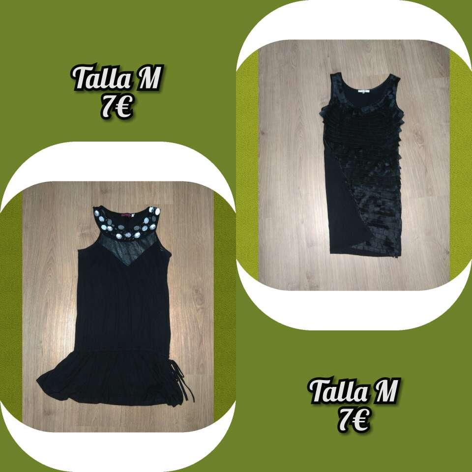Imagen producto Vestidos Talla M 4