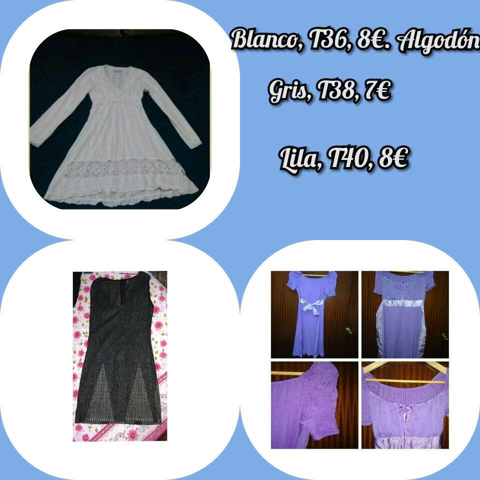 Imagen Tres vestidos