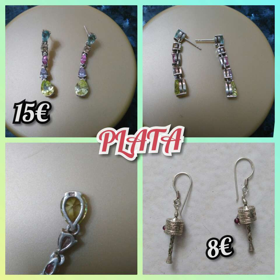 Imagen producto Bisutería y plata mujer 2