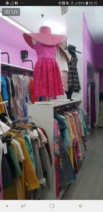 Imagen Se traspasa tienda de ropa