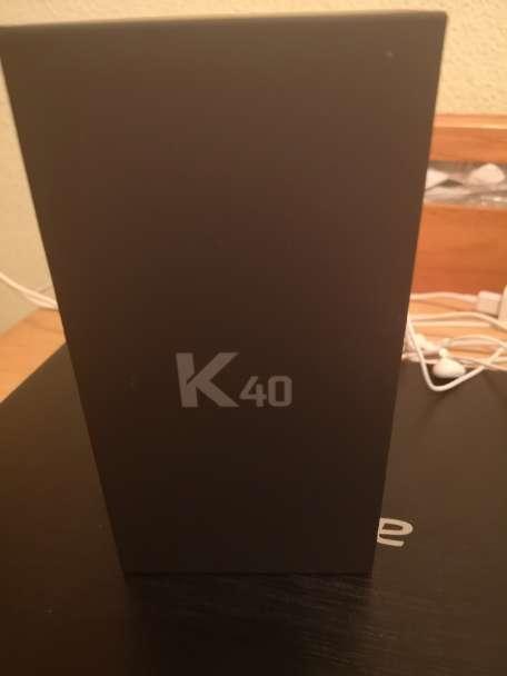 Imagen Se vende LG K40