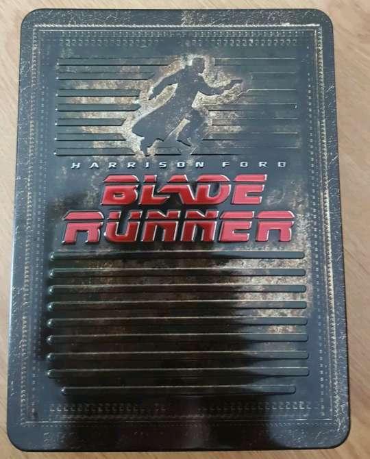 Imagen Dvd Blade Runner remasterizada
