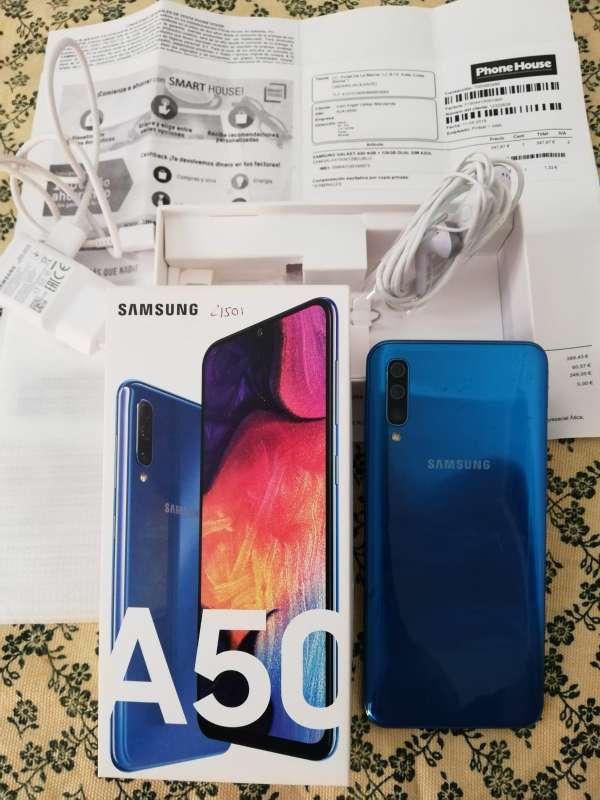 Imagen producto SAMSUNG GALAXY A50 6