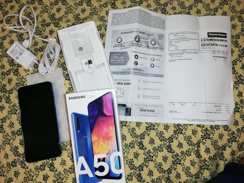 Imagen producto SAMSUNG GALAXY A50 3
