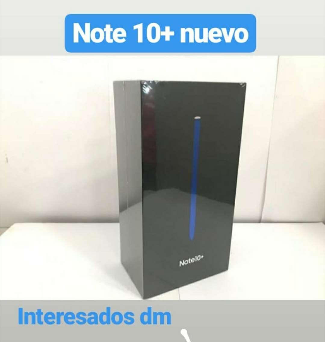 Imagen Samsung Galaxy Note10+
