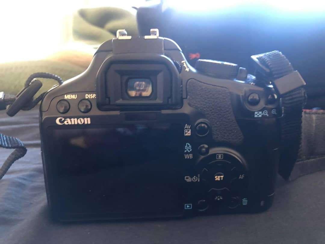 Imagen Canon eos 450D