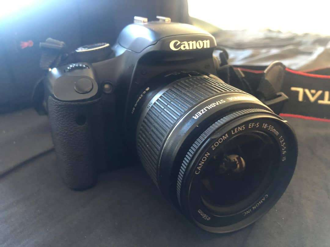 Imagen producto Canon eos 450D 2