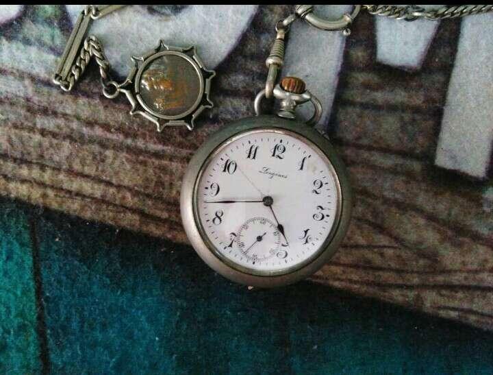 Imagen Reloj Longines 1893