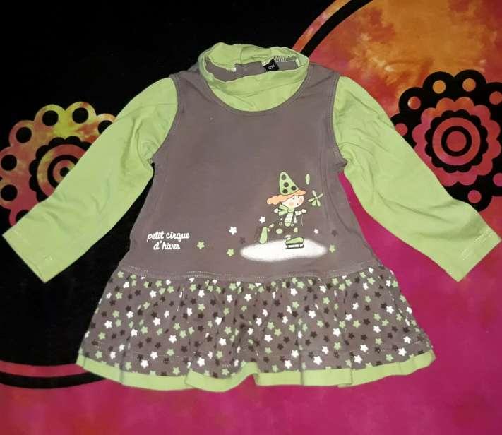 Imagen producto Vestido, 12m.  1