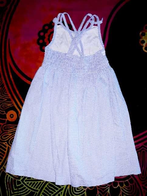Imagen producto Vestido piqué, 5 años.  2