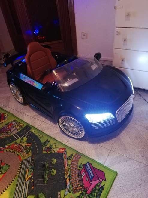 Imagen Coche electrico Audi R8