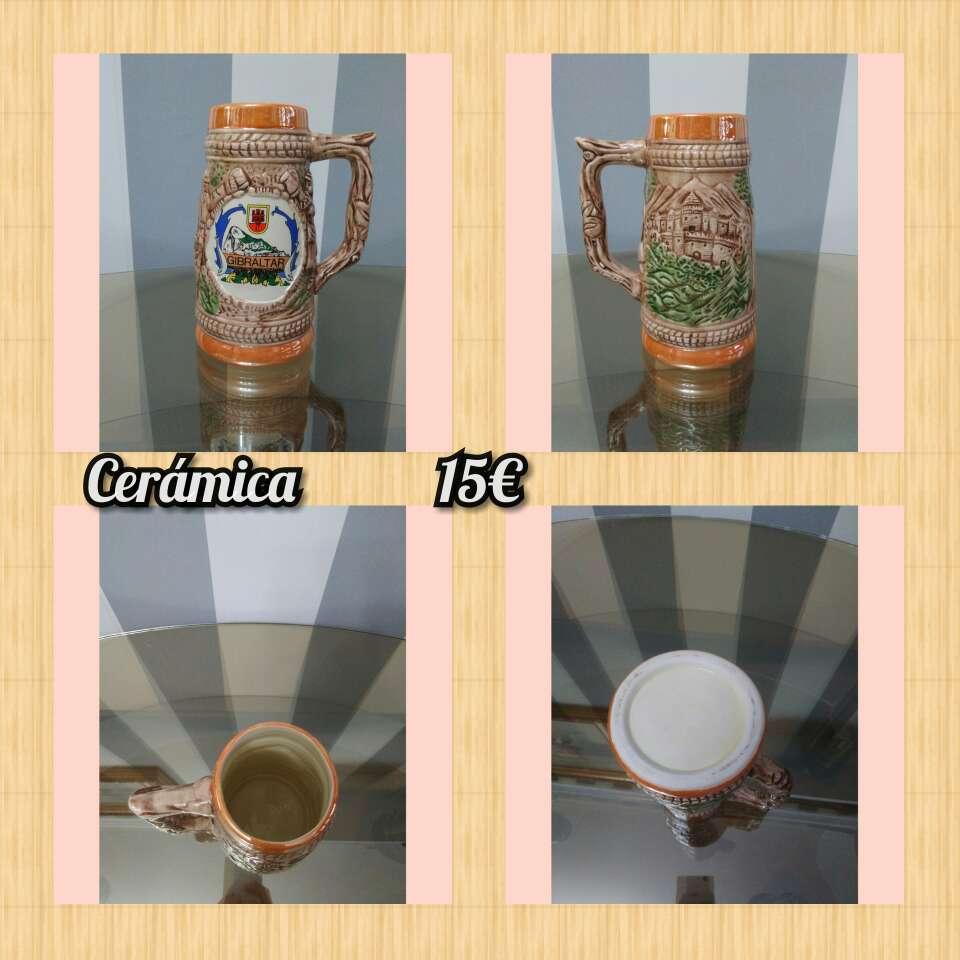 Imagen producto Sopera antigua, jarras... 3