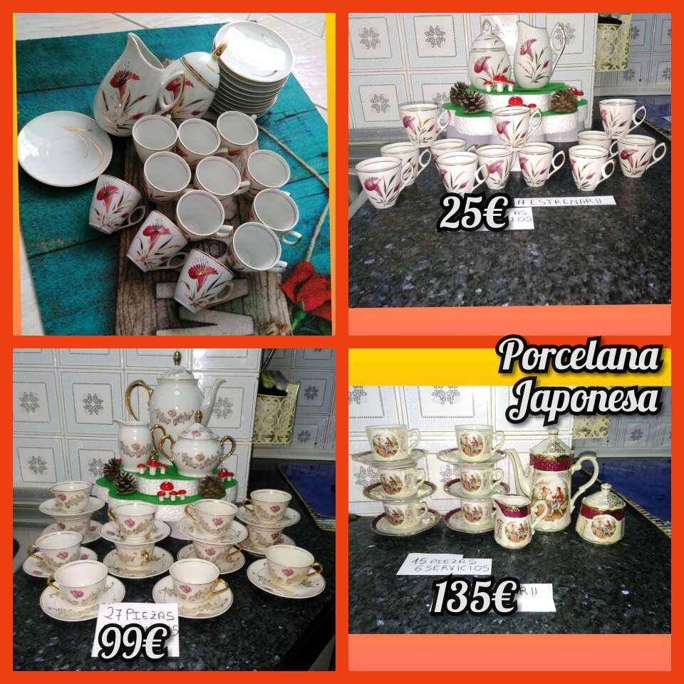 Imagen producto Juegos café  porcelana NUEVOS 2