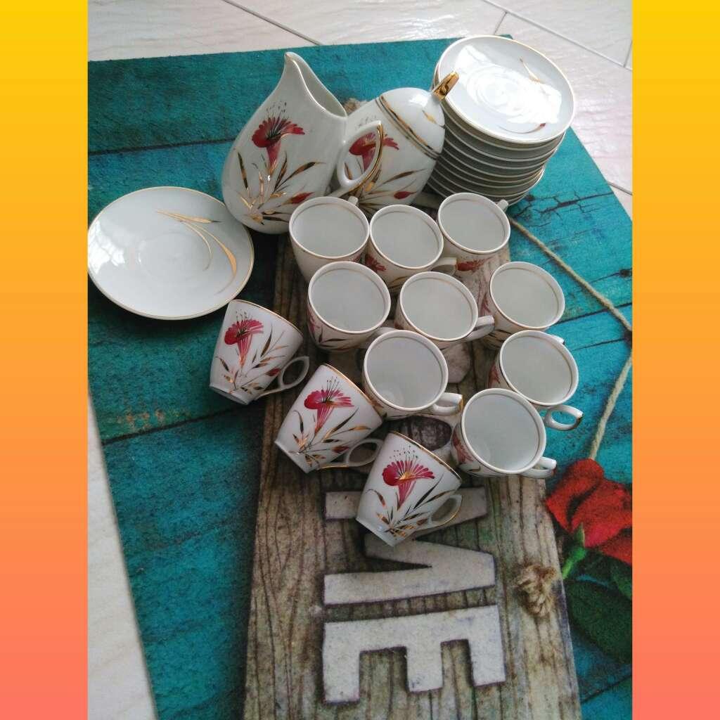 Imagen producto Juegos café  porcelana NUEVOS 3
