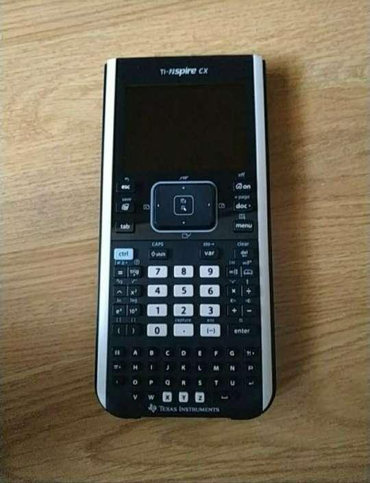 Imagen Calculadora Texas Instruments