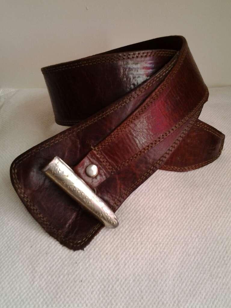Imagen producto Cinturon de piel 1