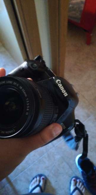 Imagen producto Canon eos 450D 8