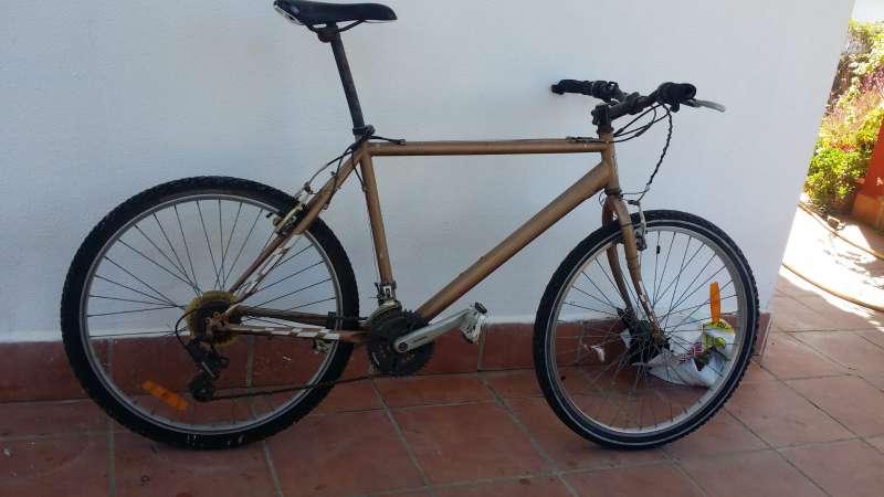 Imagen producto Bicicleta montaña 5