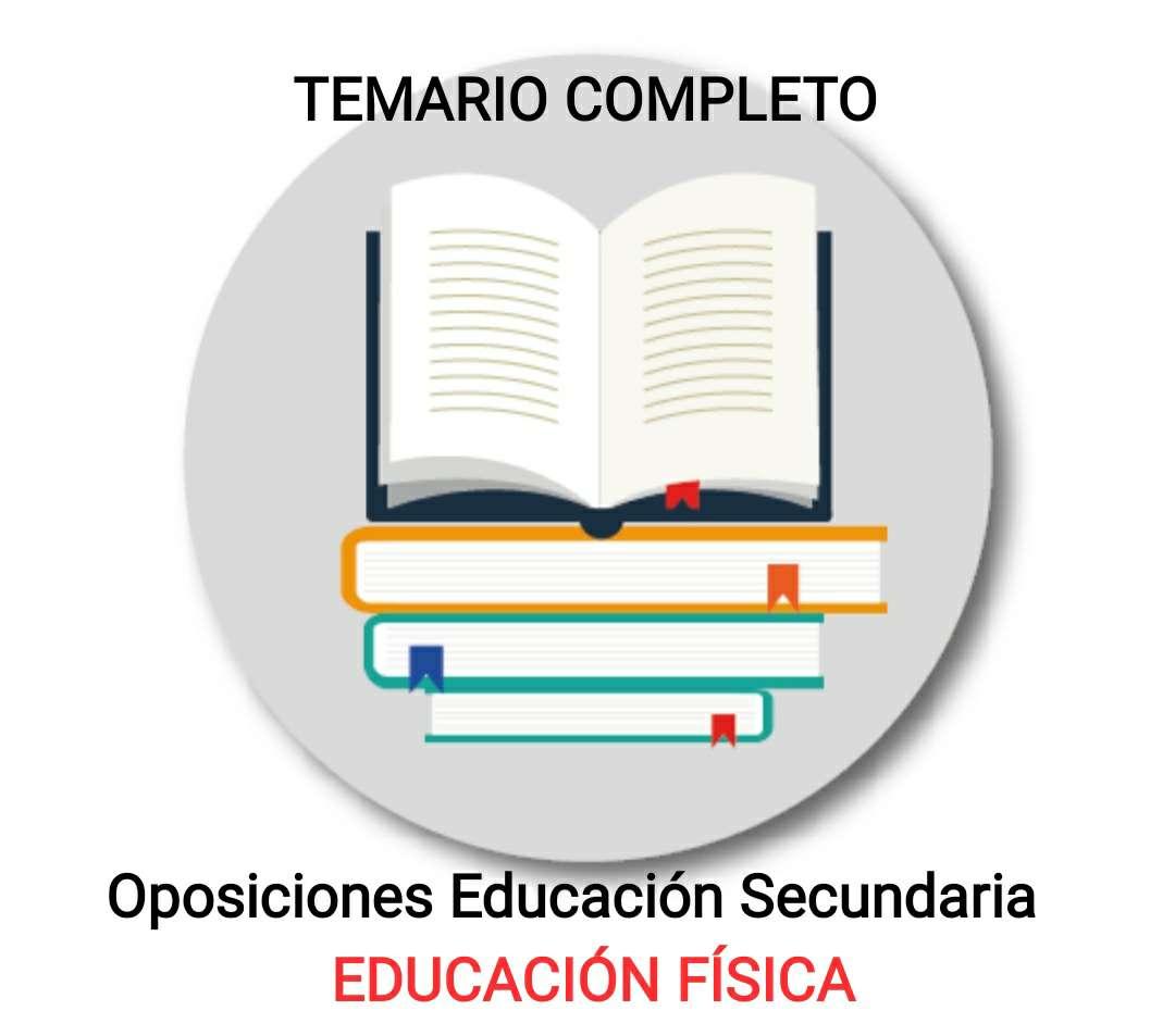Imagen Oposiciones Educación Física Secundaria