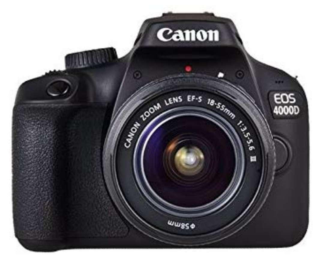 Imagen Canon eos 4000 d se cambia o vende