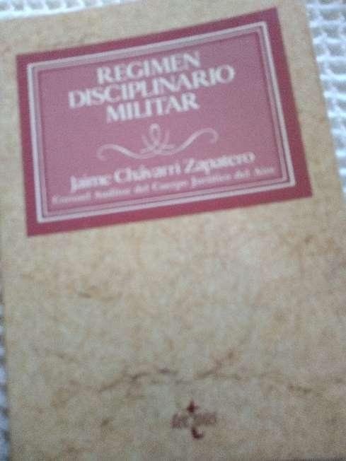 Imagen régimen disciplinado militar