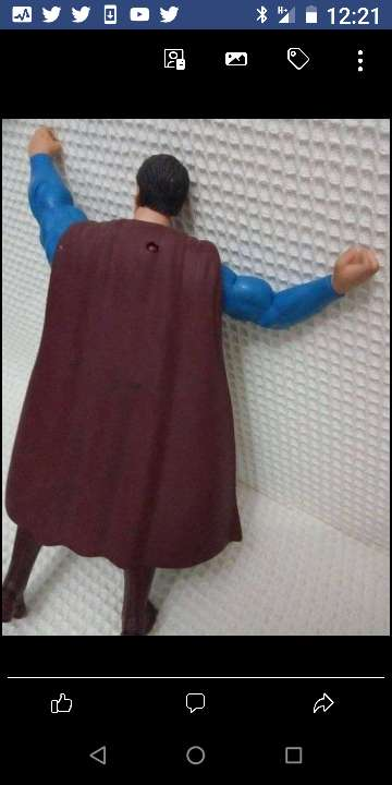 Imagen producto Superman antiguo 1