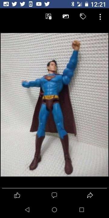 Imagen producto Superman antiguo 2