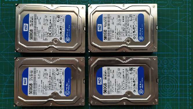 Imagen producto 4 HDD SATA WD 500GB 1