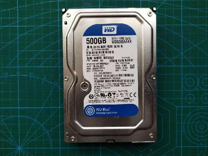 Imagen Disco duro de 500GB