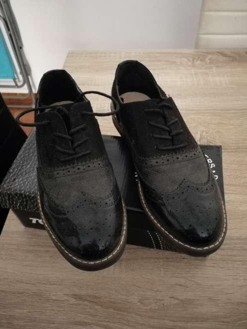 Imagen Zapatos terciopelo